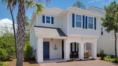Photo for Adorable Beach Cottage~ Golf Cart Included~ 3 bedroom house in Inlet Beach