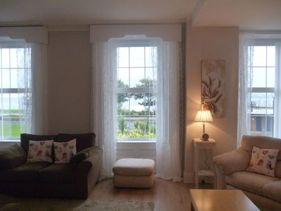Photo for Ashore Terrace a lovely period property with sea views-15 Mins From Belfast-WIFI