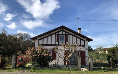 Photo for House Hurou Labenne, on 1200 m2 4 bedrooms. 10 minutes from the beach. Very pleasant.