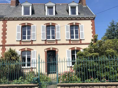 Photo for NEW - Family house close to the port of Paimpol.
