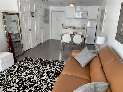 Photo for Furnished Luxury Suite in South Beach