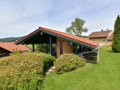 Photo for Comfortable holiday home in Blossersberg Bavaria with terrace