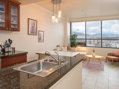 Photo for Panoramic Mountain View Suite