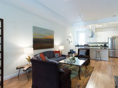 Photo for Big 2 Bedroom Condo Steps From U St. And Logan Circle