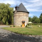 Amazing accommodation - just like staying in a fairy tale