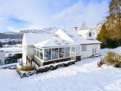 Photo for Vacation home Chapel Fold in Elterwater - 10 persons, 5 bedrooms