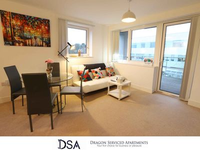 Photo for Mailbox/GrandCentral Prime Apartment (City View)