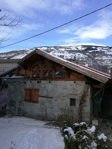 Photo for Individual chalet for renting winter sports.
