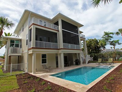 Photo for Beautiful - New Construction Pool Home - Access to Golf and Tennis - AngelFish