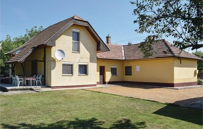 Photo for 4 bedroom accommodation in Balatonboglár