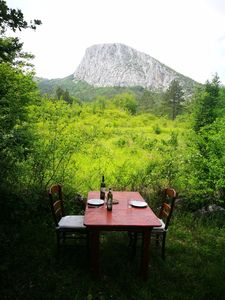 Photo for Lonely House at the Forest Lawn 10 mins from Omiš