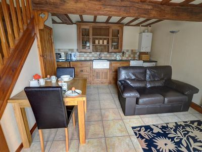 Photo for Vacation home The Old Stables 2 in Conwy, Llandudno Junction - 2 persons, 1 bedrooms