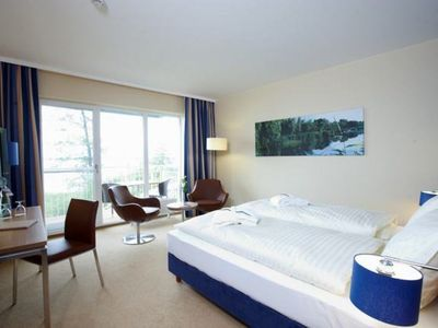 Photo for Superior Double Room with Side Lake View - TUI BLUE Fleesensee