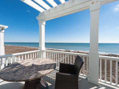 Photo for Sandy Dunes North - Gorgeous Oceanfront, 5 Beds, Elevator, Parking