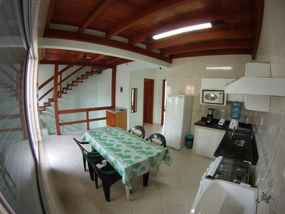Photo for Apartments 2 and 3 bedrooms 50 meters from the beach. With Air Conditioning!