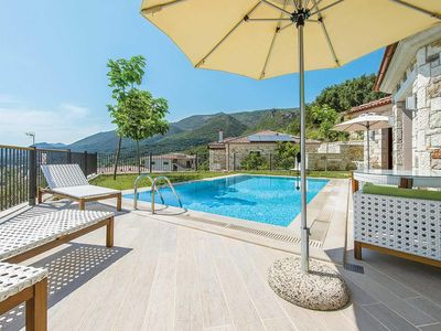 Photo for 2 bedroom Villa, sleeps 4 in Marnóra with Pool, Air Con and WiFi