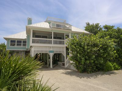 Photo for Captains Quarters: Beautiful 3 bedroom across the street from Beach!