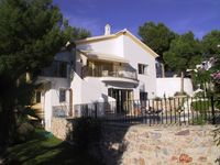 Lovely villa with fabulous views