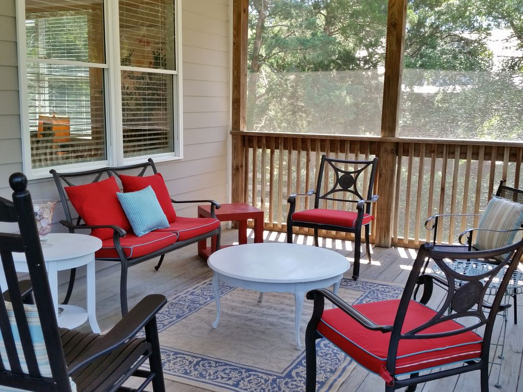 Single level beach house private easy wal vrbo solitude north litchfield beach pawleys island south carolina nvjuhfo Gallery