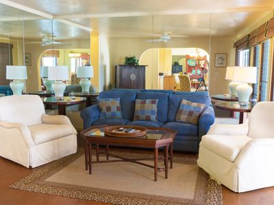 Photo for Kahala 123 - Poipu - walk to beaches, onsite pool and tennis, upgraded with ocean view