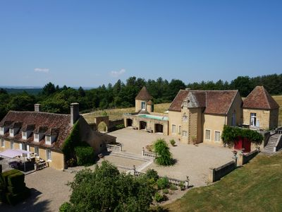 Photo for 5BR Chateau / Country House Vacation Rental in Meaulne-Vitray, Auvergne-Rhône-Alpes