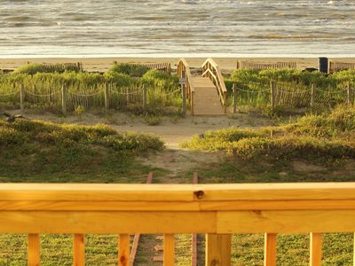 Photo for Oceanfront 5 bedroom & 4.5 bath - Sleeps 20, 5 mins to Town