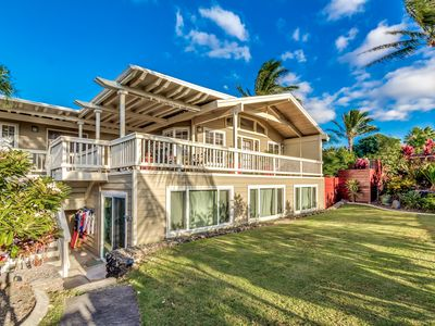 Photo for Beautiful Island Home With Ocean Views! Perfect for Family Getaways!