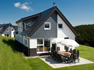 Photo for Luxury 16-person chalet in the holiday park Landal Winterberg - in the mountains/rolling countryside