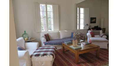 Photo for Cypress Villa, house of s. XIX renovated with a special touch