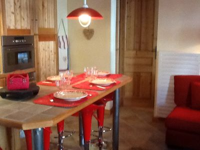 Photo for Cozy apartment in beautiful recent chalet