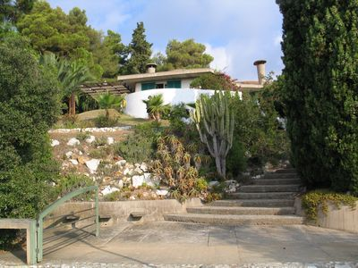 Photo for Large Villa dating back to the '60s in the private area of ​​Capo d'Arco in Elba