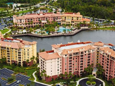 Photo for WYNDHAM BONNET CREEK Resort - ORLANDO 2BD Deluxe SLEEPS 6 - 8