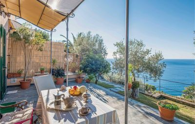 Photo for 1 bedroom accommodation in Pieve Ligure GE