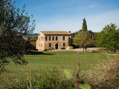 Photo for Self catering Can Marc masia for 8 people