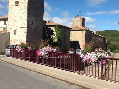 Photo for Charming Gite In Medieval Village In Heart Of Minervois Wine Region