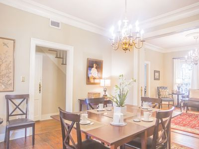 Photo for Stay with Lucky Savannah: Perfect historic home for a family on vacation