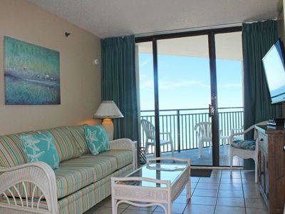 Amazing Ocean View Condo in Myrtle Beach! *Pools, Hot Tubs, & Free Parking!*
