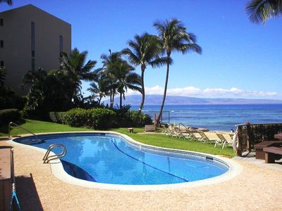 Photo for Oceanfront Right Off Your Lanai! Not Just an Ocean View!