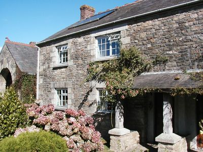 Photo for Tinner's Three-Bedroom Real Cornish Cottage, in award winning grounds