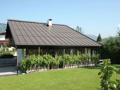Photo for Cozy Apartment in St Johann in Tyrol  with Garden