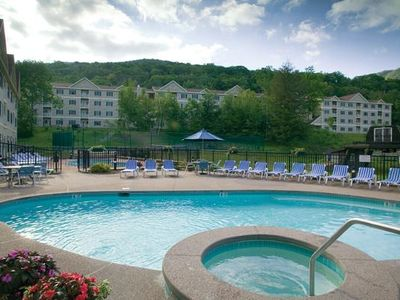 Photo for Hancock, MA: Studio w/Valley Views at All-Seasons Resort: Skiing, Hiking & More!