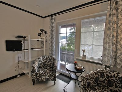 Photo for Double room with balcony - Haus Sonneck