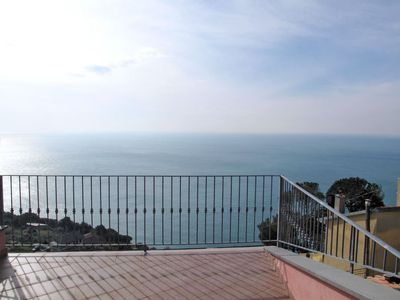 Photo for Apartment Bellavista (MIA150) in Moneglia - 5 persons, 2 bedrooms