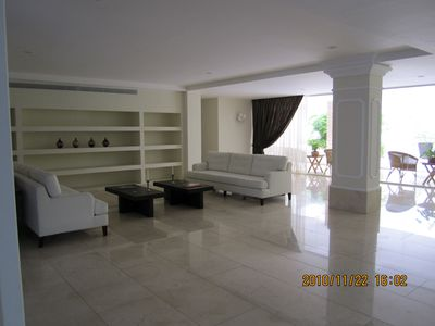 Photo for Luxurious 2 Bedroom Apartment in Historic City of Cartagena