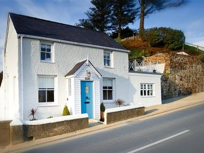 Photo for An absolute gem in the centre of Abersoch, this idyllic cottage is just as attractive on the inside