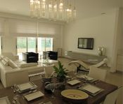 We did love the stay. The penthouse flat is just like the pictures show big and comfortable. The
