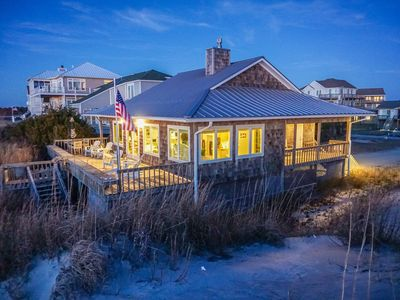 Photo for Oceanfront and Soundfront @ The Point on Emerald Isle