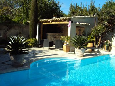 Photo for House In The Heart Of The Village, with pool, Aux Portes Des Alpilles