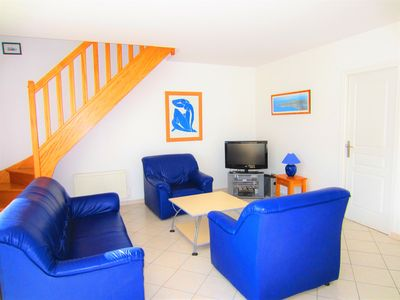 Photo for House Alderney for 6 to 8 people by the sea, Barneville-Carteret