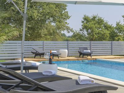 Photo for Villa Mar The charm of this villa is elegance, modern style and stunning views.